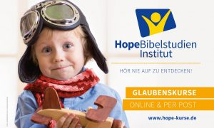 Link zu Hope Bibelkursen